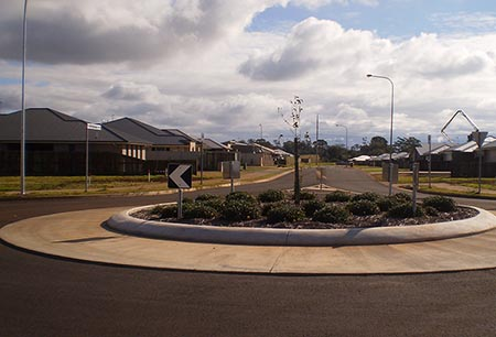 Nelson Street Subdivision