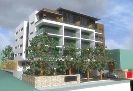 Hillside Residences, Mt Gravatt