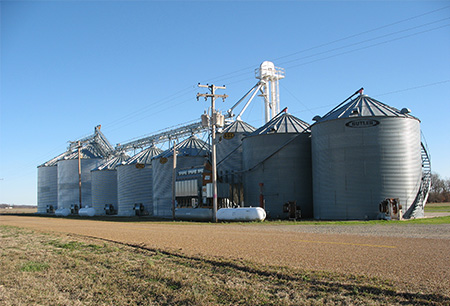 Southbrook Grain Storage Facility