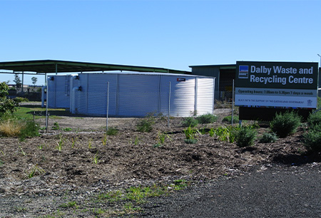 Dalby Waste and Recycling Centre