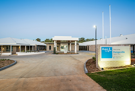 BUPA Aged Care, Rangeville